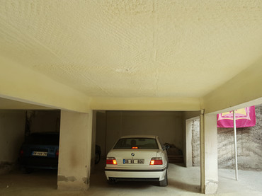 açık garaj yalıtım