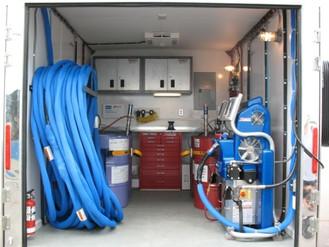 Isı ve Su Yalıtımında Mobil Sistem