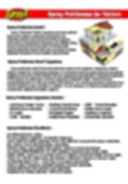 poliüretan köpük katalog