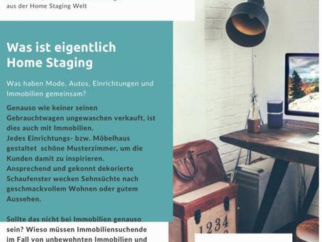 Home Staging Stadt- Geflüster aus Vorarlberg