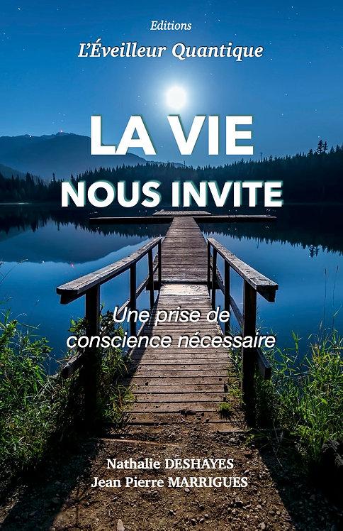 """NOUVEAUTÉ """" LA VIE NOUS INVITE """" - Version numérique"""
