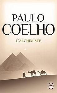 L'Alchimiste Paulo Coelho LIVRE EVEILLEU