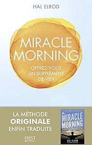 Miracle Morning Hal Elrod LIVRE EVEILLEU