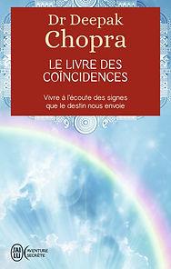 Le livre des coincidences Deepak Chopra