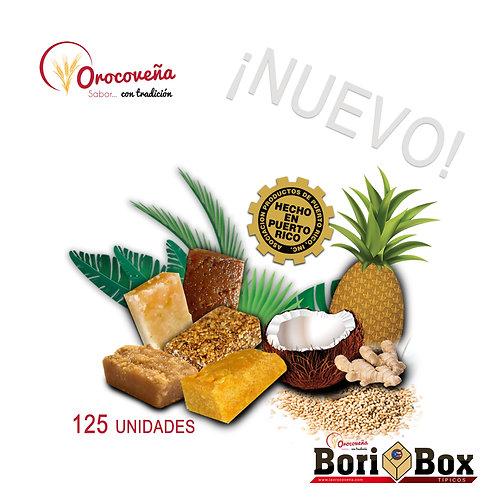 Boribox Dulces Tipicos (125 unit)