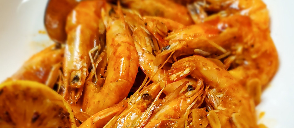 Head-On Spanish Shrimp