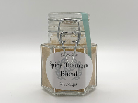 Let's Get Spicy: Spicy Turmeric Blend