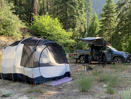 How to Make Dispersed Camping Not Suck