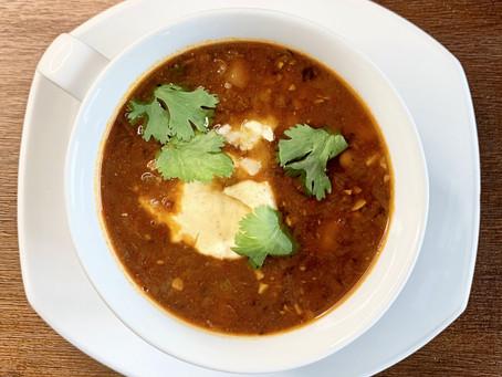 Harissa and White Bean Stew