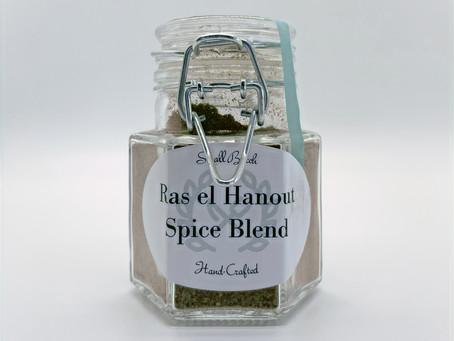 Let's Get Spicy: Ras el Hanout