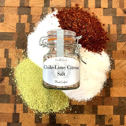 Chile-Lime Citrus Salt