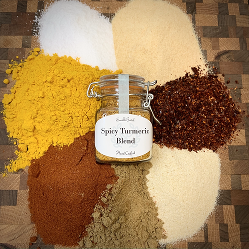 Spicy Turmeric Blend