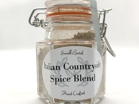 Let's Get Spicy: Italian Countryside Spice Blend