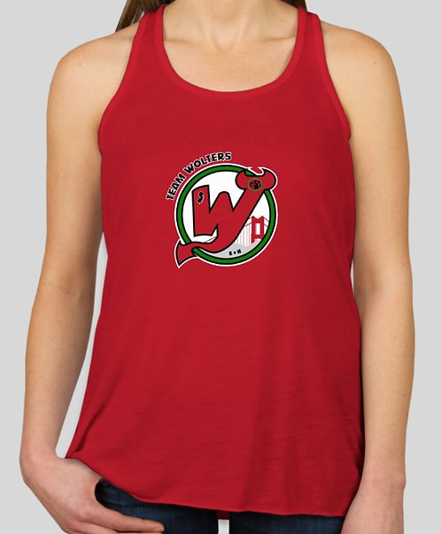 TEAM WOLTERS (Red Tank)