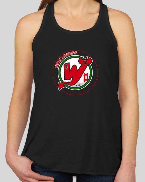 TEAM WOLTERS (Black Tank)