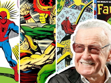 Biografia de Stan Lee no Catarse