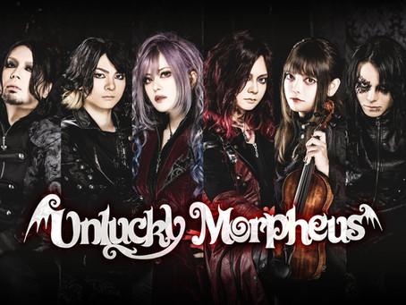 Unlucky Morpheus: Toque erudito no J-Rock!