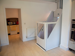 Another stunning reconditioned lift we recently installed in Salisbury
