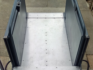 Steplift Installation