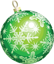 Christmas Green Ornament.png