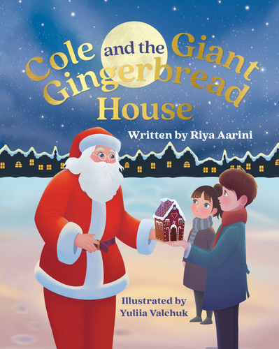 Cole and the Giant Gingerbread House