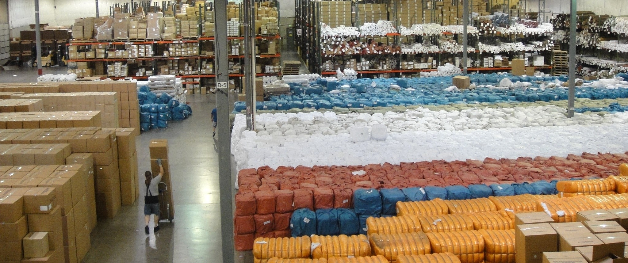 Our USA warehouse