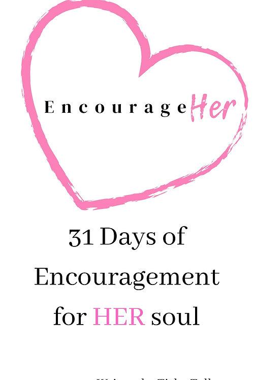 EncourageHER 31 Day Affirmation Devotional