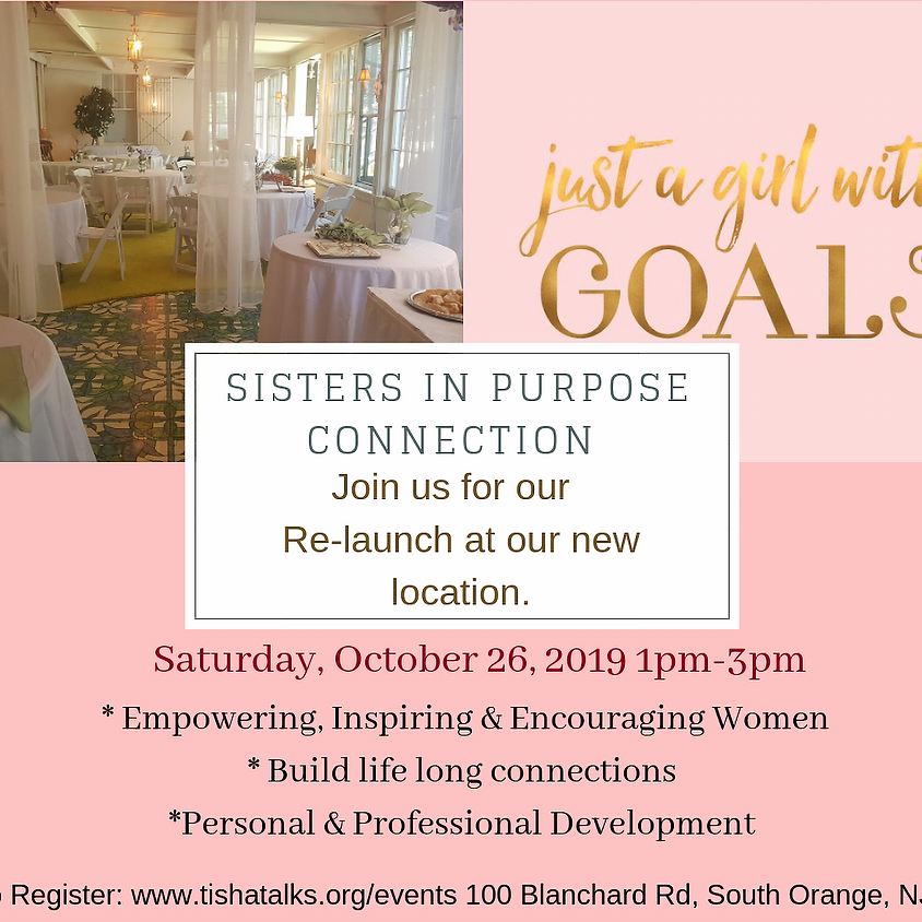 Sisters in Purpose Connection