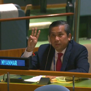 Myanmar Ambassador To UN Who Rebuked Military Before UN, Fired