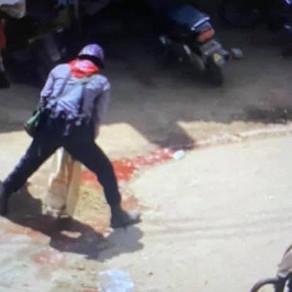 Video Shows Cops Cheer On Shots Taken. Myanmar Police Opens Fire In 3 Cities. 18 Dead.