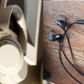 MDR-XB510AS EXTRA BASS Sports In-ear Headphones is better than WH-1000XM4? Maybe...