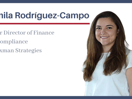 Discovering the stories behind the numbers and finance for the greater good with Camila