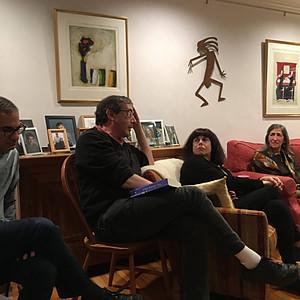 Boston Zionist Salon