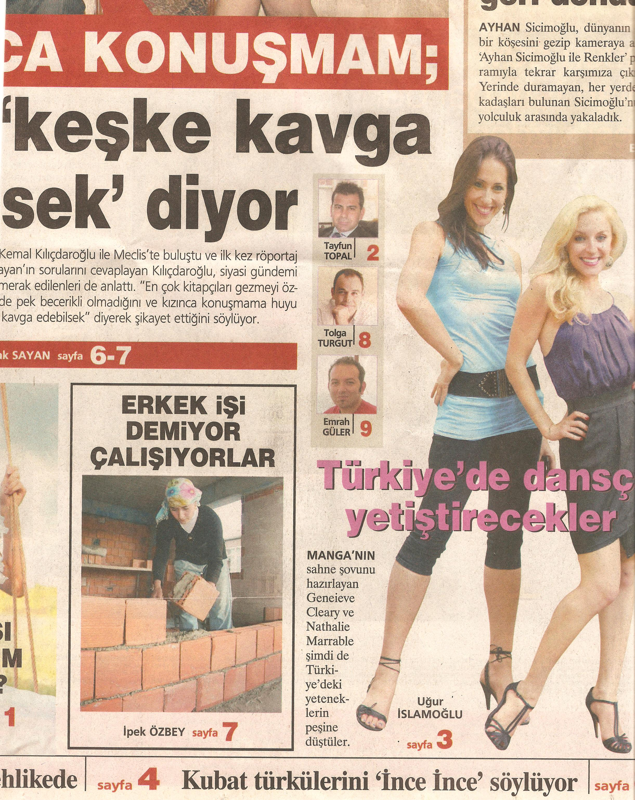 Turkish Tabloid