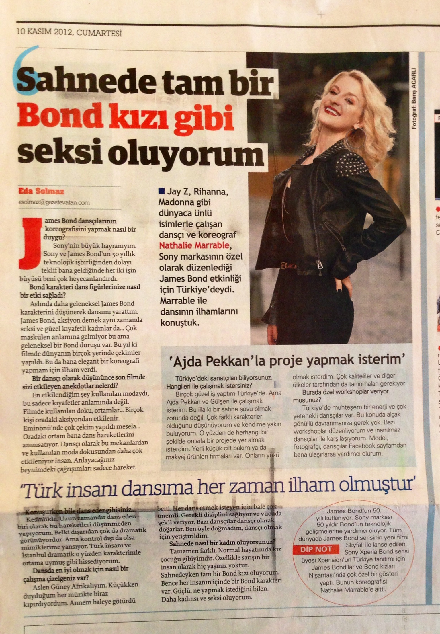 Hurriyet News Interview