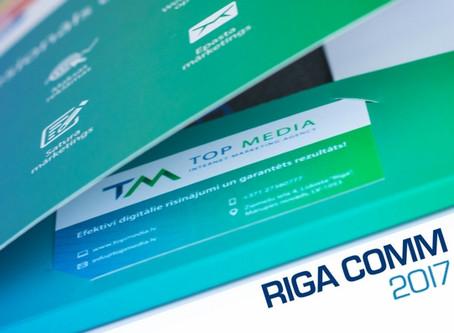 Izstāde Riga Comm 2017