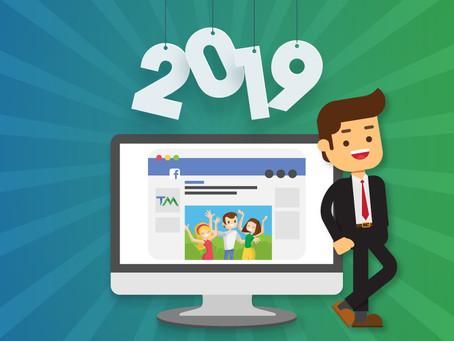 Facebook tendences 2019
