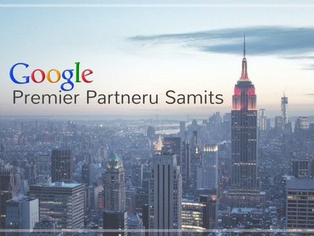 Google Premier Partneru samits