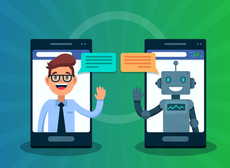 AI - revolūcija digitālajā mārketingā?
