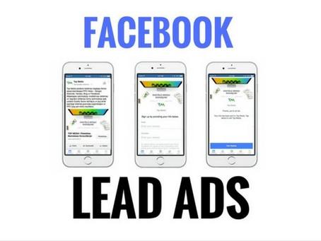 Facebook Lead Ads – Kā Tās Darbojas?
