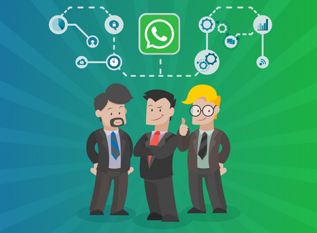 WHATSAPP BUSINESS – THE DIGITAL MARKETING FUTURE?