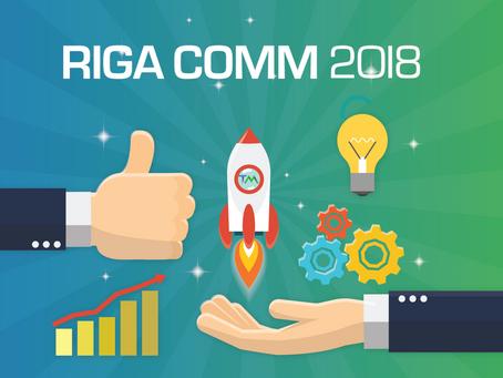 RIGA COMM 2018