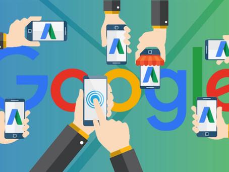 Google teksta reklāmas