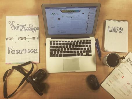 Četri Soļi līdz Veiksmīgai Facebook Biznesa Lapai