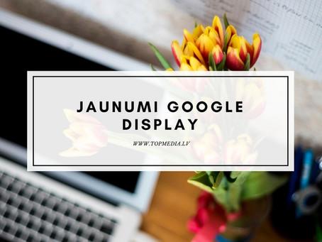 Uzlabota Vietņu Kategoriju Izslēgšanas Opcija Google Display Kampaņām