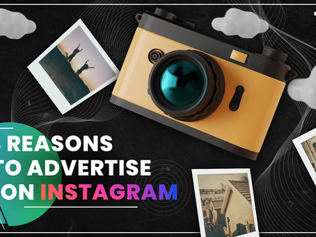 4 Reasons To Advertise On Instagram