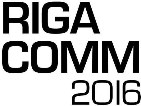 """Biznesa tehnoloģiju un inovāciju izstāde """"RIGA COMM 2016"""""""