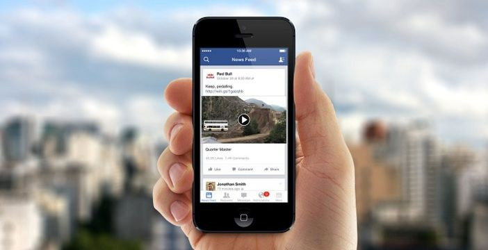 facebook tendences video