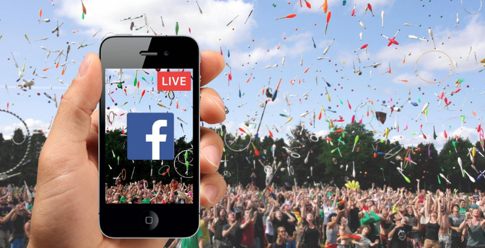facebook tendences live tiešraides