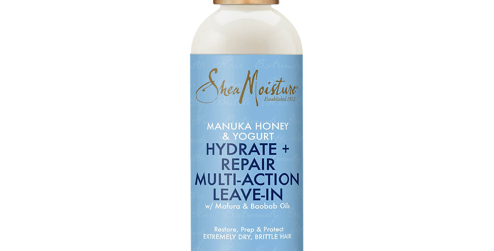 Shea Moisture Manuka Honey & Yogurt Hydrate & Repair Multi-Action Leave-In 237ml